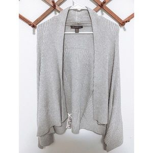 Tommy Bahama Open Front Ribbed Cardigan Size M